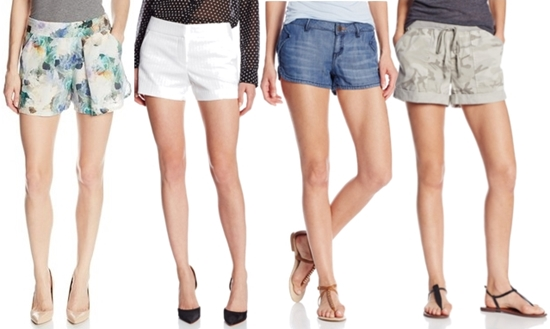Shorts for Summer Weekends