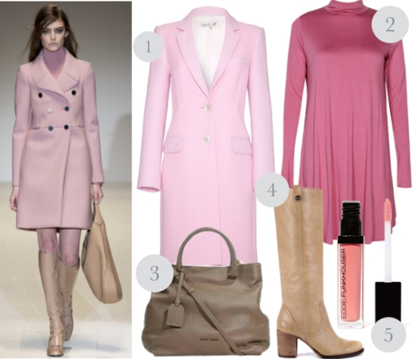 Two Great Outfits to Wear Pastel During Fall