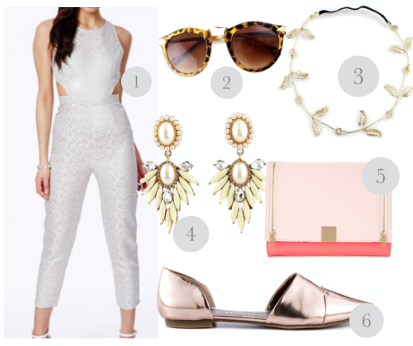 Perfect White Outfits Inspired from the Runway