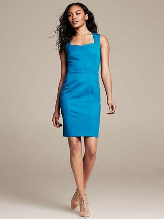 Sloan-Fit Blue Sheath