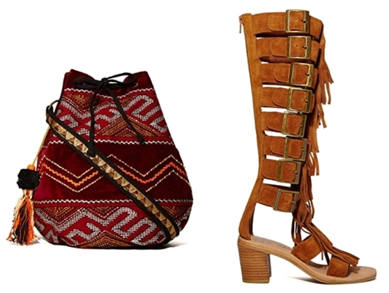 western style accessories