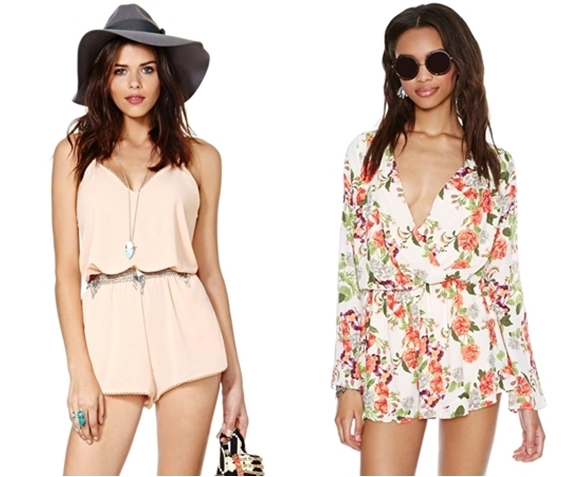western style rompers