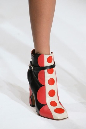 Eye-Popping Printed Boots