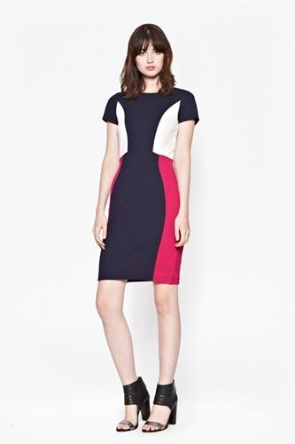Manhattan Bodycon Dress