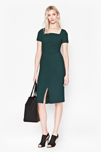 Structured Dress Work Outfit