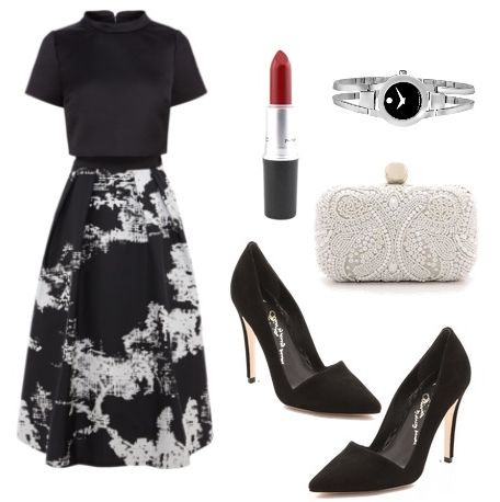 Dramatic Contemporary Dress