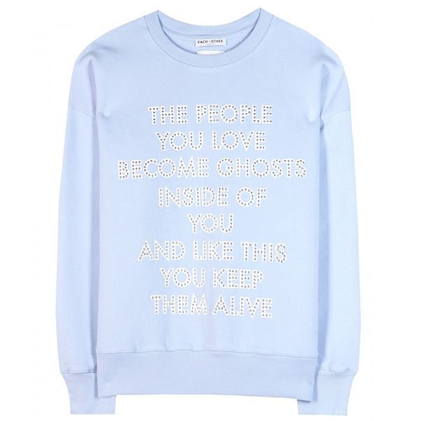 Each X Other Cotton sweater