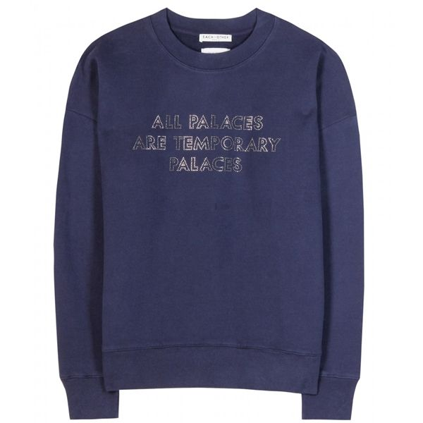 Each X Other Cotton sweatshirt Palaces