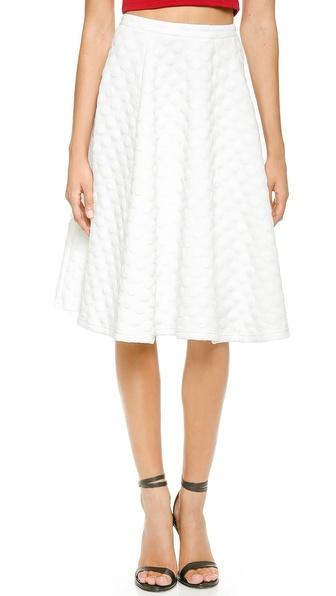 JOA Jaquard Full Skirt