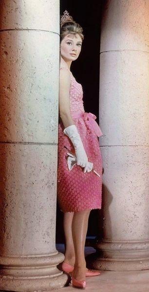 adapt Audrey Hepburn elegant style