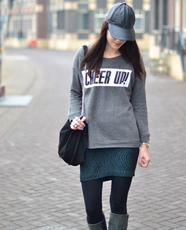 cheer up sweater