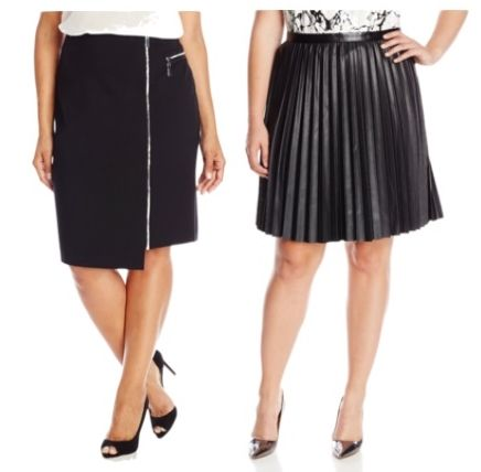 work essentials on-trend skirts for plus size women
