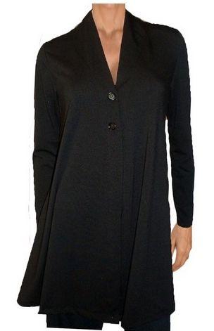Ooh La La Women's Knit Flared Sweater Jacket