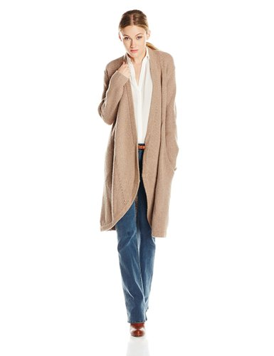 Sam Edelman Women's Duster Cardigan Sweater