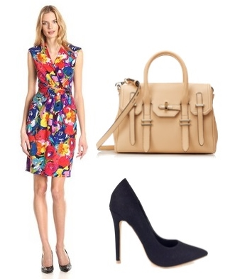 Spring Dresses: 4 Styles of Floral Printed Dresses for Spring