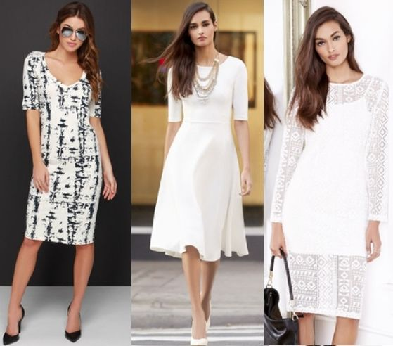 neutral midi dresses