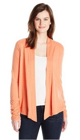 Aventura Womens Kyle Wrap Cardigan Sweater