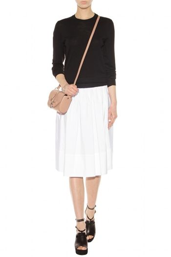 Givenchy cotton skirt