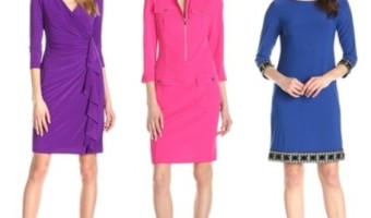 28 Irresistible Bold + Bright Summer Dresses for Work