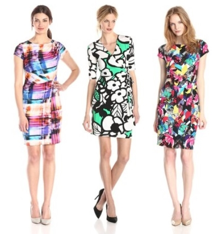 Gathered Style Dresses