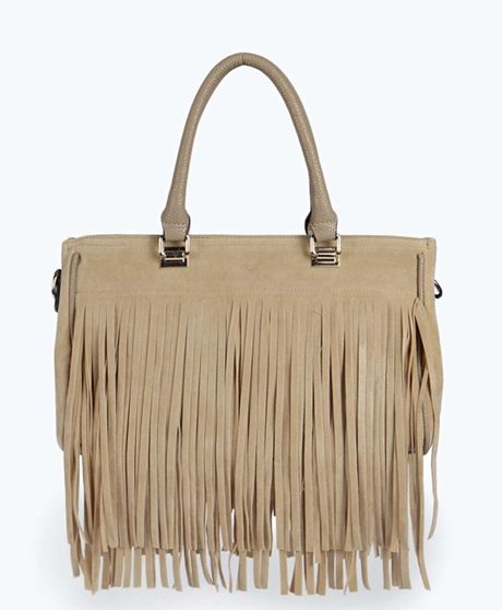 Lola Fringed Day Bag