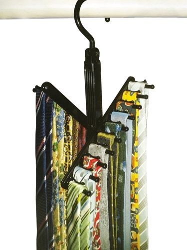 Tie Rack Organizer