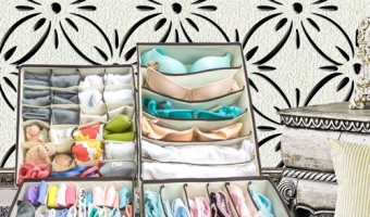 21 Closet Organizers to Help You Clean Up Your Wardrobe and Save Space