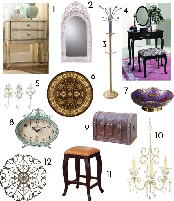 fabulous furniture and home decors for antique lovers