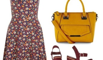 5 Affordable Floral Pieces from New Look