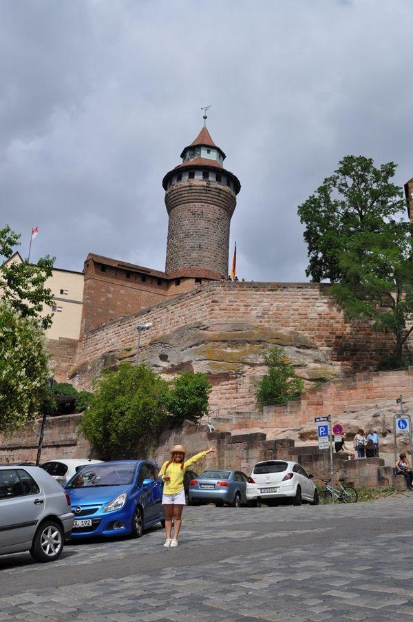 nürnberg imperial castle