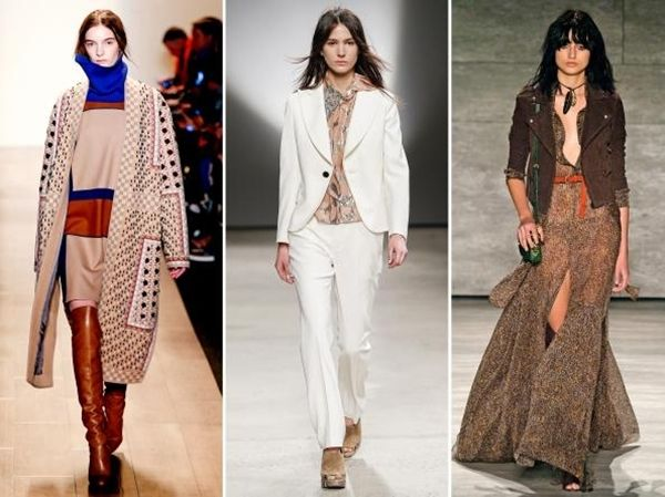 fall trend the 70s style
