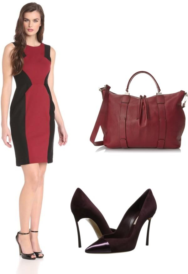 rich masala sheath dress for work