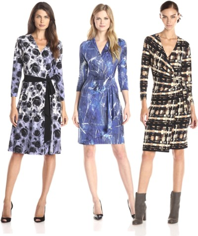 Falls Wrap Dresses for Work