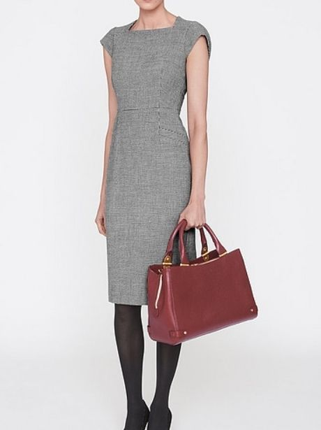Quentin Fitted Dress