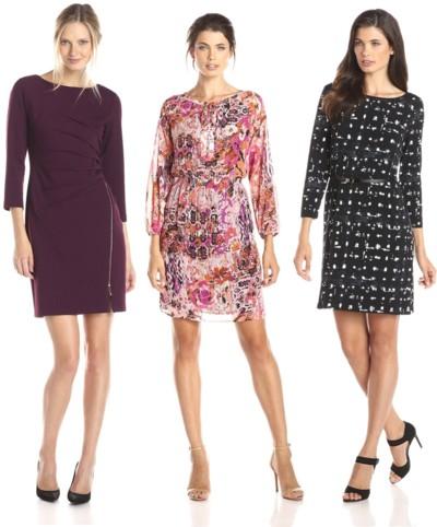 quarter sleeves fall dresses for work