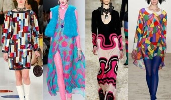 5 Technicolor Printed Dresses That Will Make You Go Ohh and Ahh!