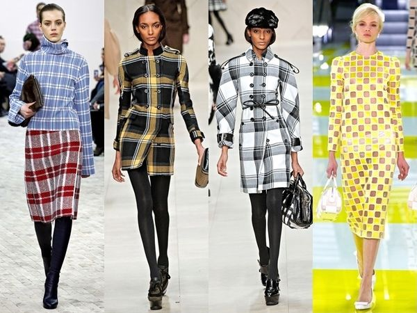 check pattern runway trend