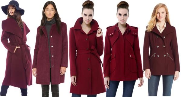 wine coats + jackets