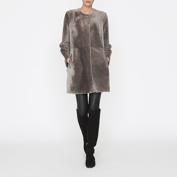 Anthea Shearling Coat