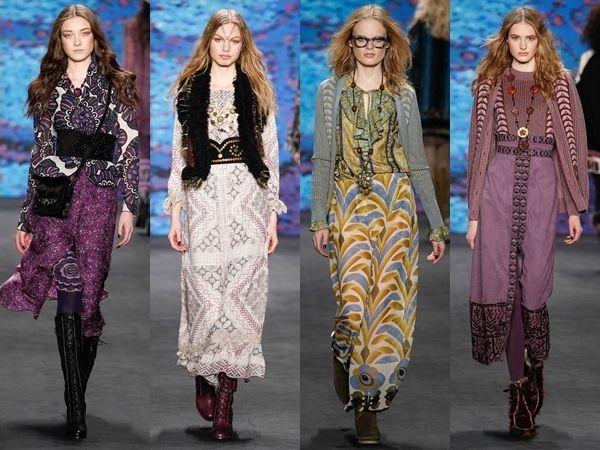 Anna Sui Viking Princess Winter Style
