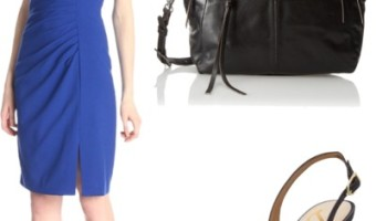 9 Fashionable Yet Work-Appropriate Ruched Dresses for Women