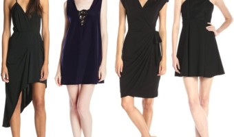 16 New Styles of Little Black Dress for the Holidays