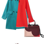 7 New Ways to Restyle a Bright Colored Coat for Spring