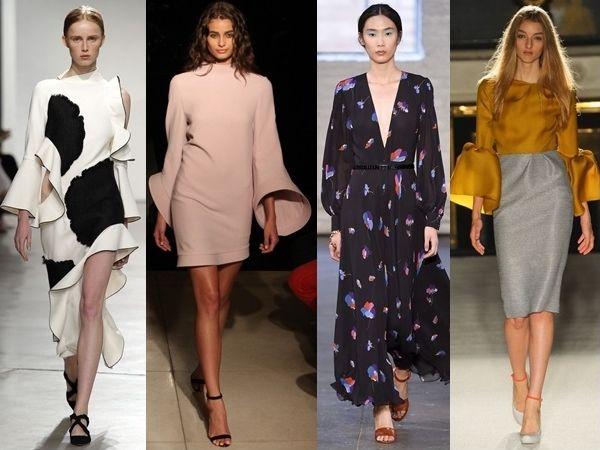 c465ffb829066 Spring 2016 Trend Alert – Bell Sleeve Dresses