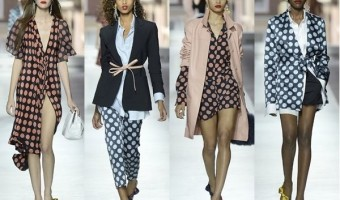 Spring Trend Alert: Polka Dots by Topshop Unique