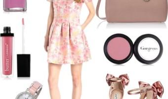 Color Talk: How to Wear 2016´s Rose Quartz Pantone Color