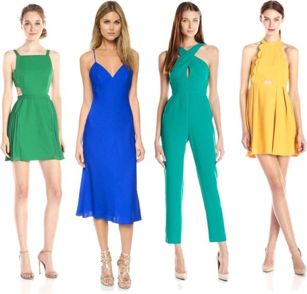 fabulous bright colored pieces for spring