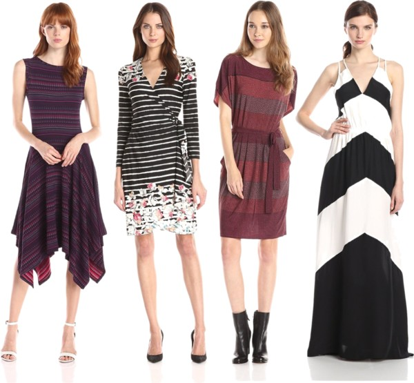 for occasion stripe dresses