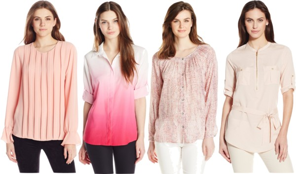 romantic blouses for spring