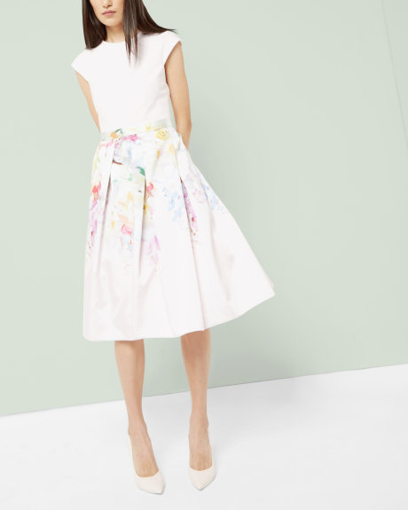 Gardens skirt dress